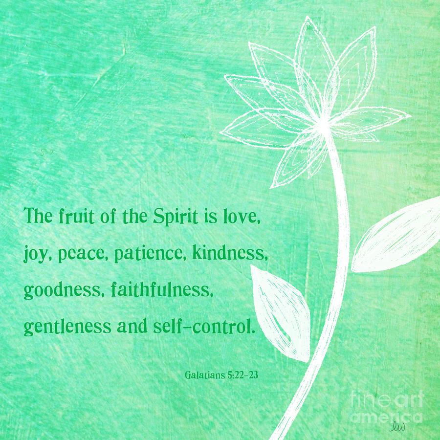 Fruit Of The Spirit Mixed Media