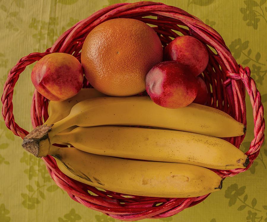 Fruits Photograph - Fruits by John Nasir