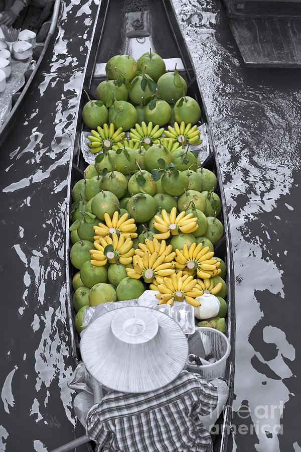 Asia Photograph - Fruits by Roberto Morgenthaler