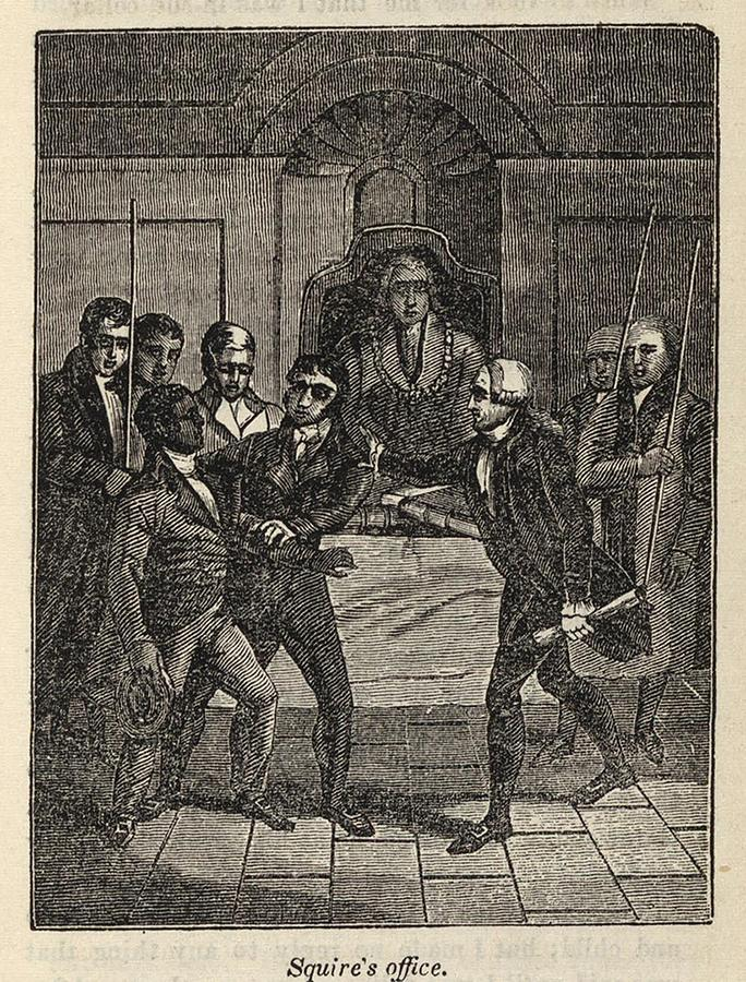 History Photograph - Fugitive Slave Henry Bibb Appears by Everett