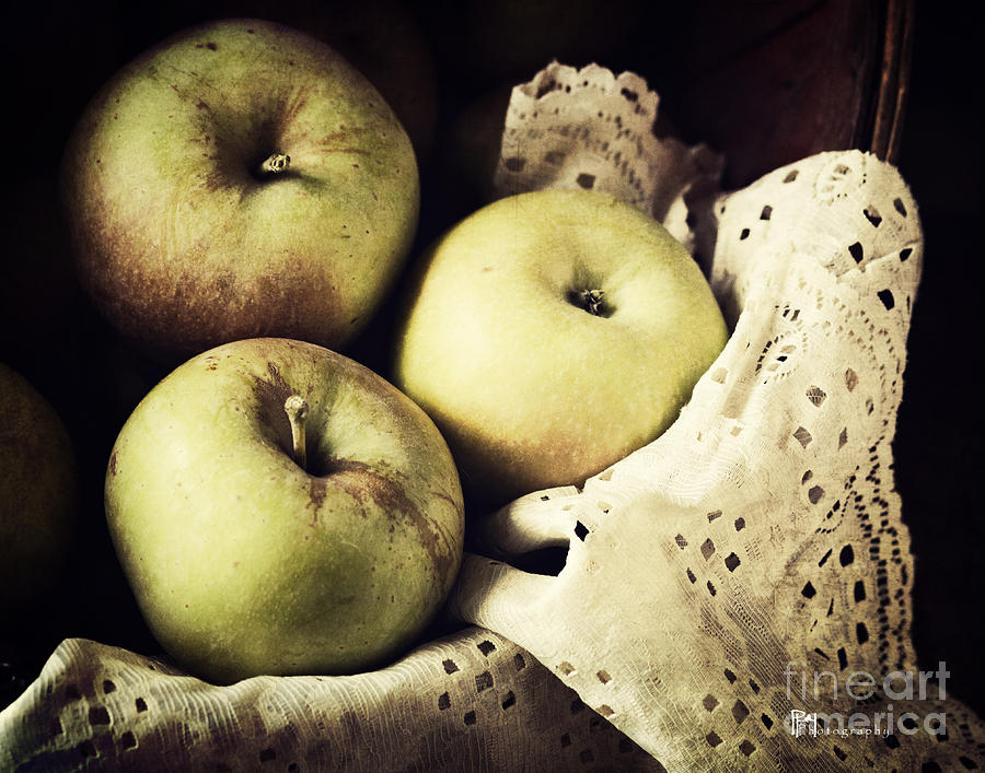 Fuji Apples by Pam  Holdsworth