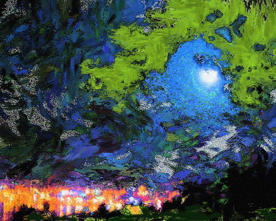 Full Moon by Carla Dreams