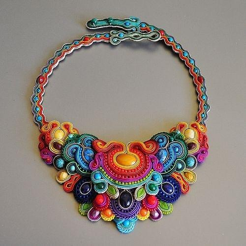 Full Of Colours Jewelry by Olissima Gallery - Sylwia Zak