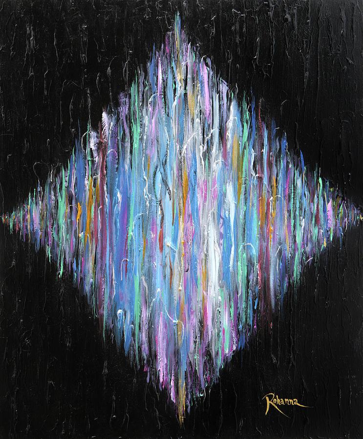 Full Painting - Full Spectrum by Judy M Watts-Rohanna