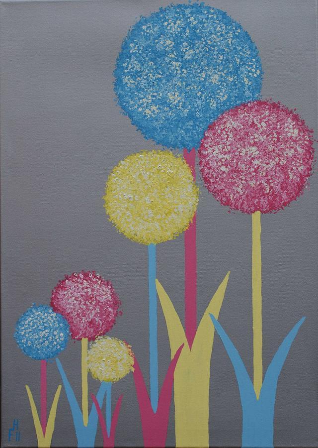 Fun Colours 5 by Frank Hamilton