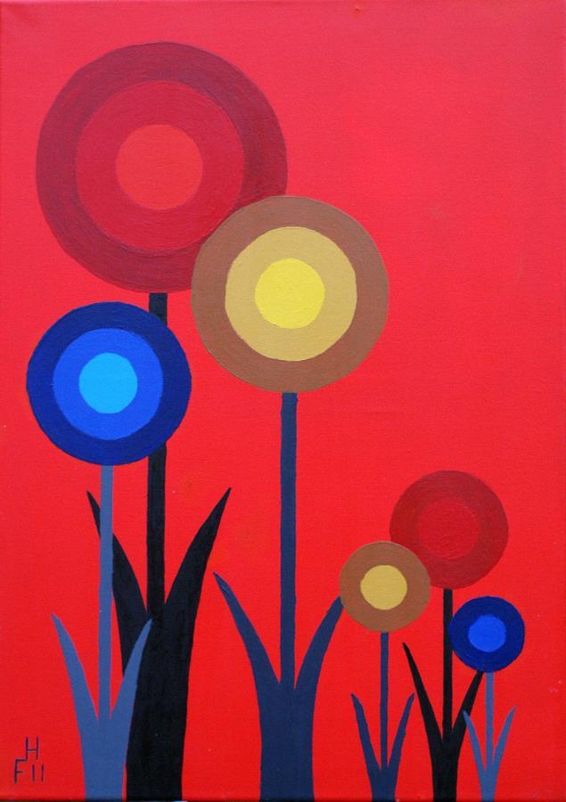 Fun Colours 6 by Frank Hamilton