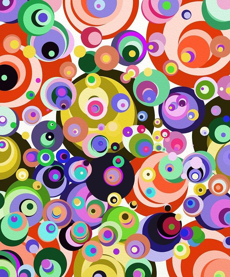 Smile Painting - Fun Time by Janpen Sherwood