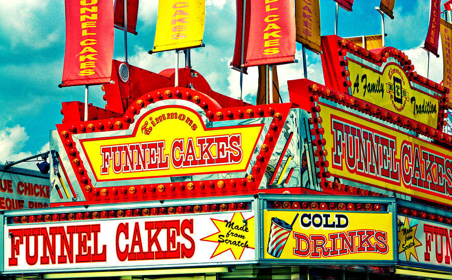 Baby Cakes Funnel Cakes