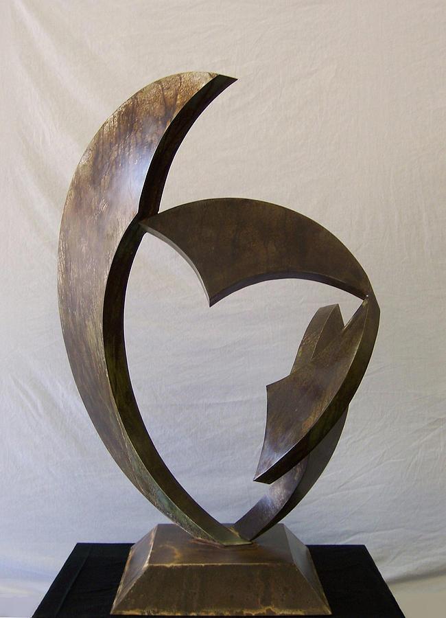 Sculpture Sculpture - Gaea by John Neumann