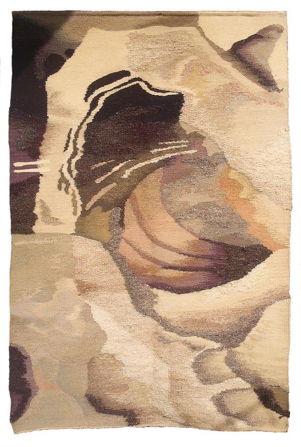 Galaxy Tapestry - Textile by Dora Stoilova Zlatan Stoilov