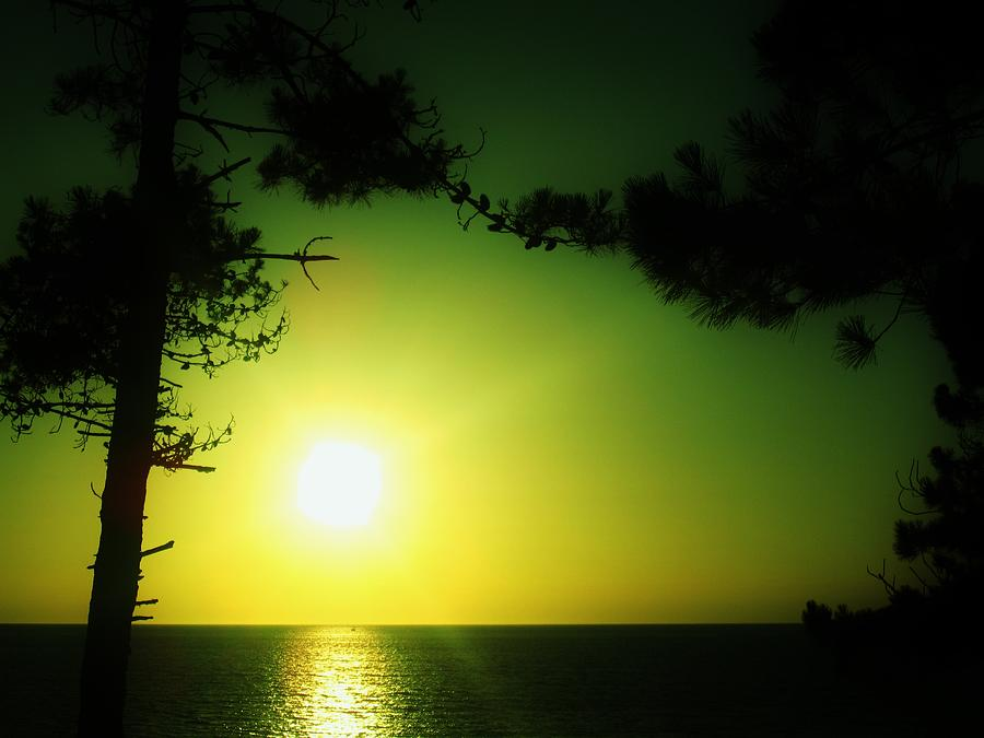 Galician Green Sunset 2 Photograph By Xoanxo Cespon