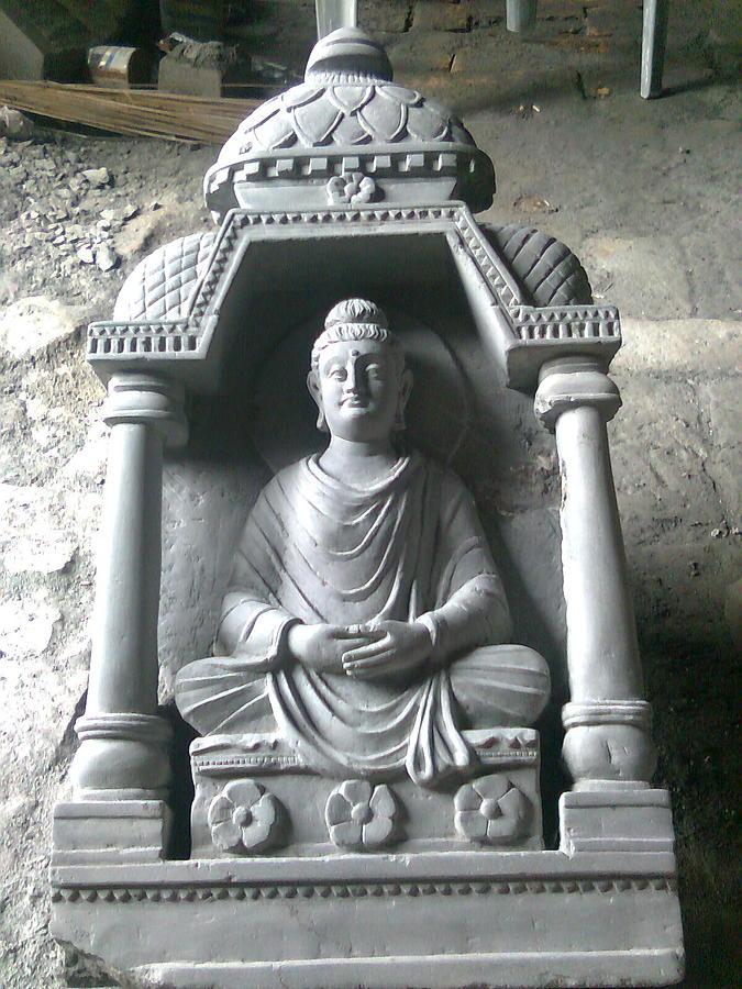 Gandhara Art Sculpture By Malik Art