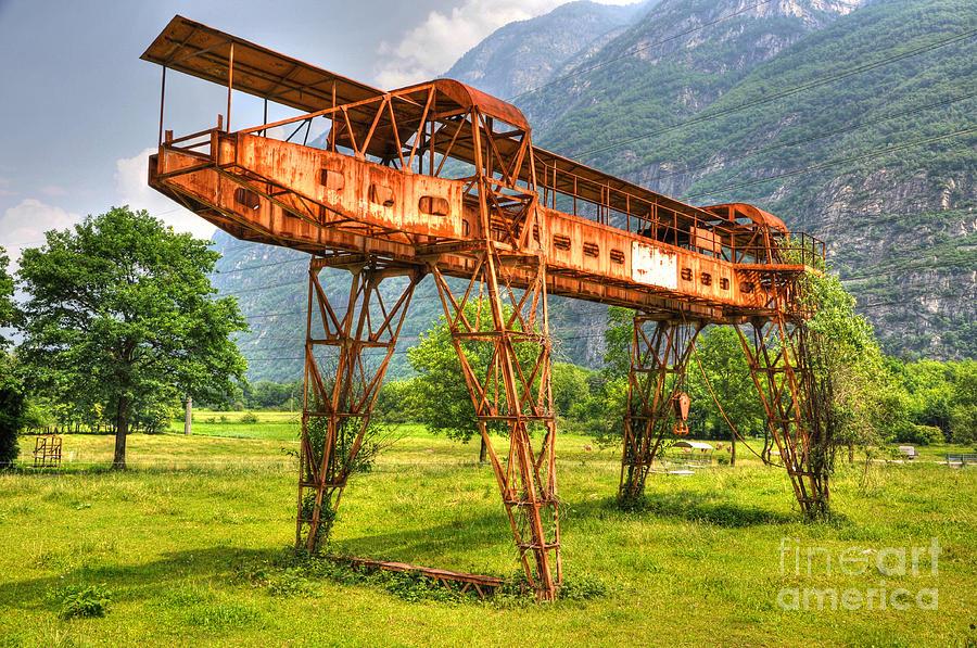 gantry crane plans. gantry crane photograph - by mats silvan plans