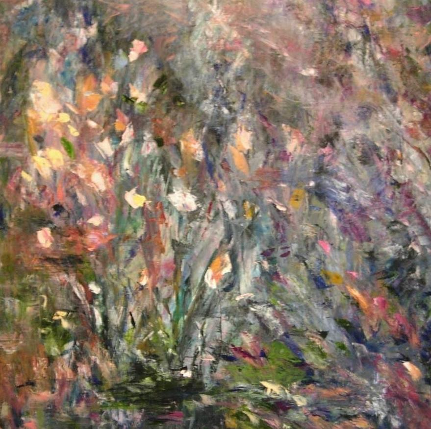 Abstract Painting - Garden Of Eden by Beverly Smith
