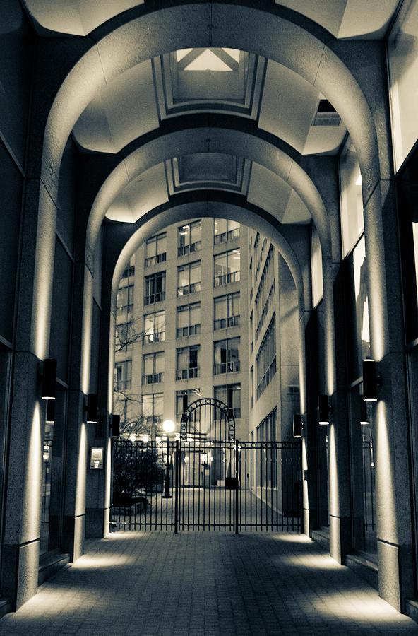 Yonge Photograph - Gate by Milan Kalkan