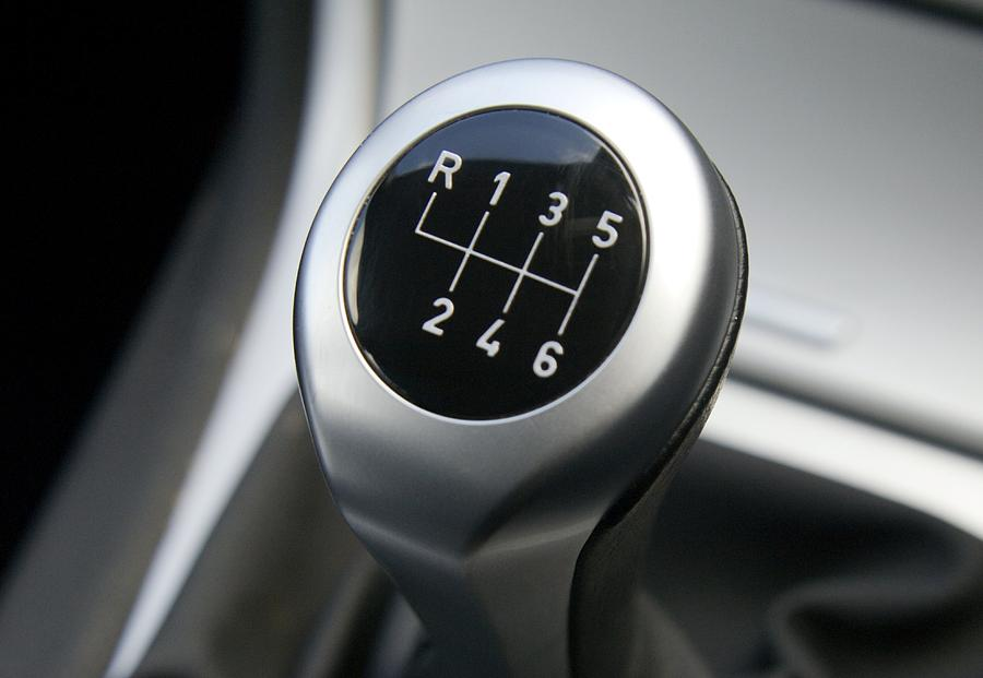 Equipment Photograph - Gearstick by Johnny Greig