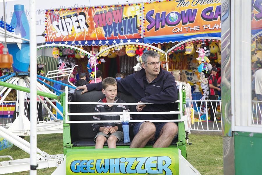 Agricultural Show Photograph - Gee Whizzer by Lee Stickels