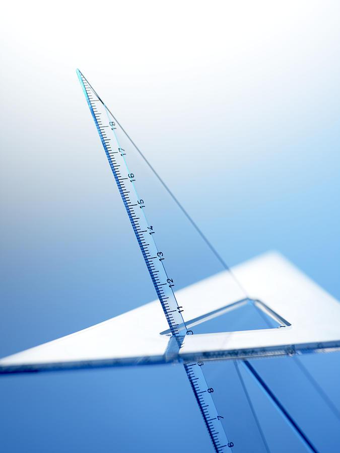 Instrument Photograph - Geometry Set by Tek Image