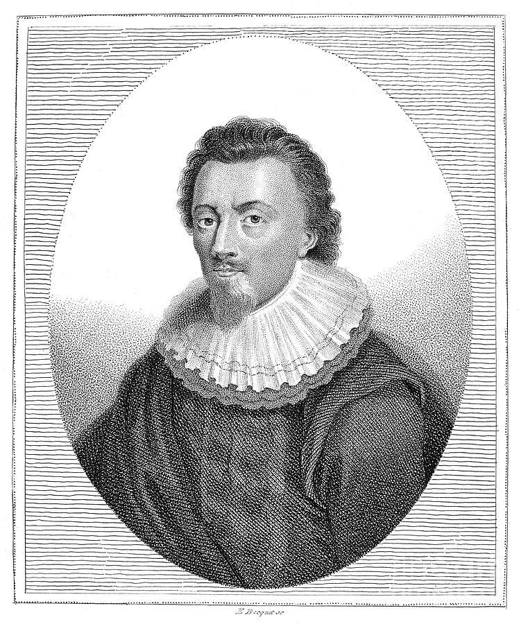 17th Century Photograph - George Calvert by Granger