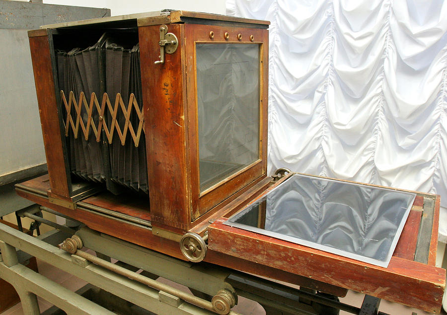 Equipment Photograph - German Photograph Copier From 1930 by Ria Novosti