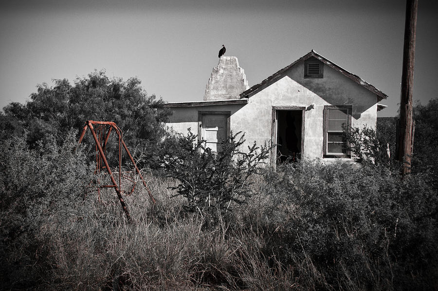 Oklahoma Photograph - Ghost 10 by Daniel Stober