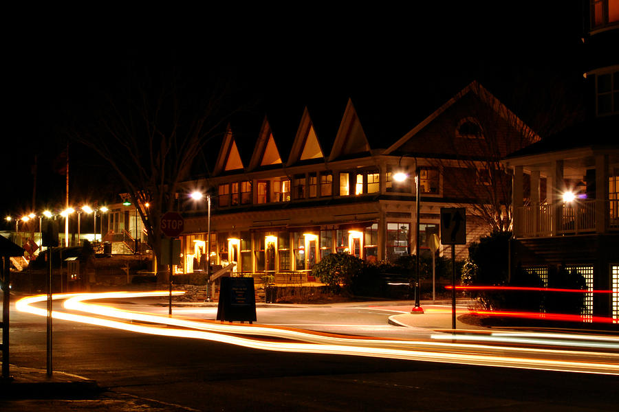 Jamestown Photograph - Ghost Cars by Rose Pasquarelli