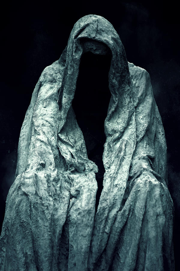 Sculpture Photograph - Ghost by Joana Kruse