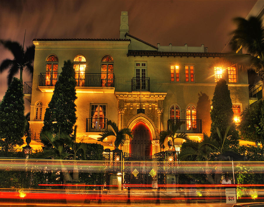 Gianni versace mansion photograph by roman fern for Versace mansion miami tour