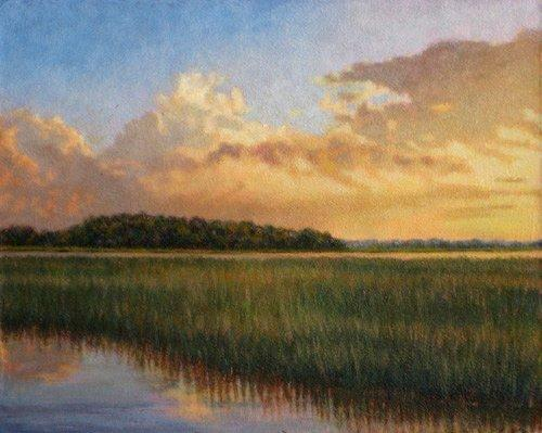 Sc Painting - Giclee Golden Impressions by Michael Story