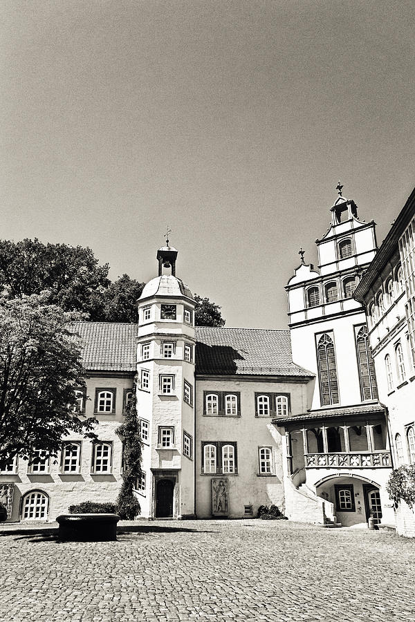 Germany Photograph - Gifhorn Castle by Benjamin Matthijs
