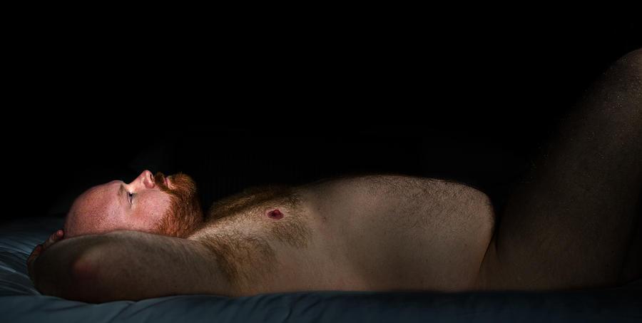 Gay redhead bear