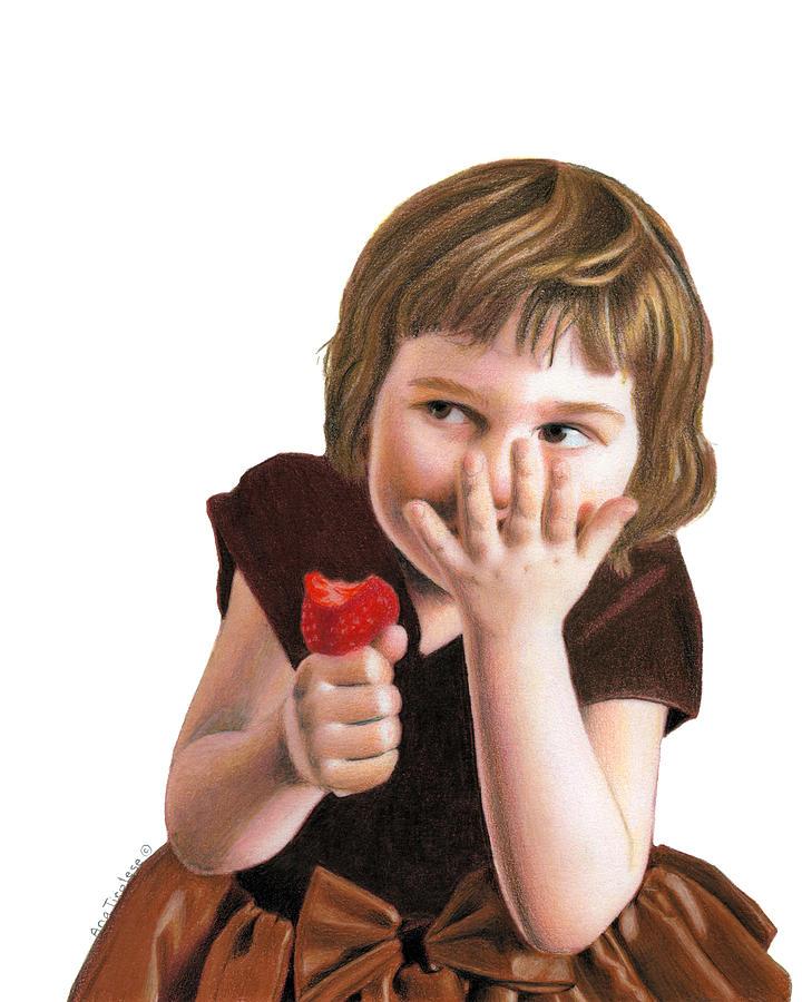 Girlish Giggles by Ana Tirolese