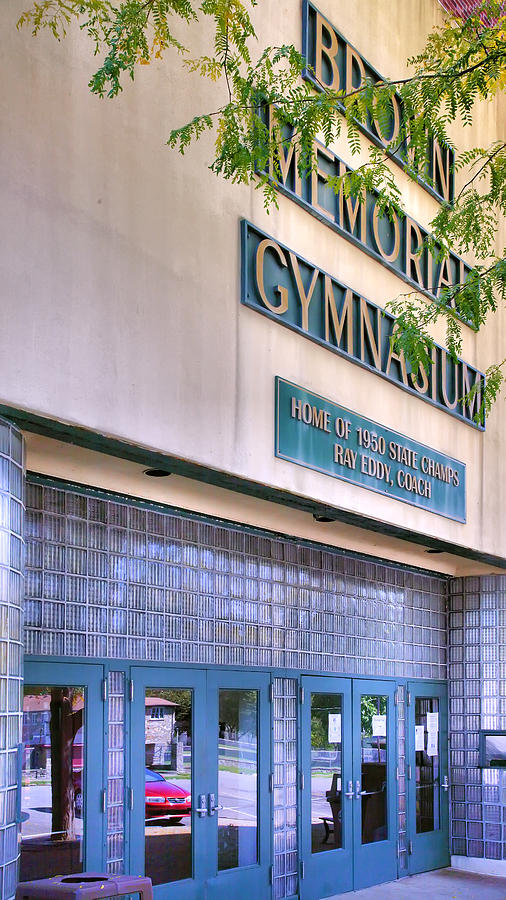 Gym Photograph - Glory Days by Steven Ainsworth