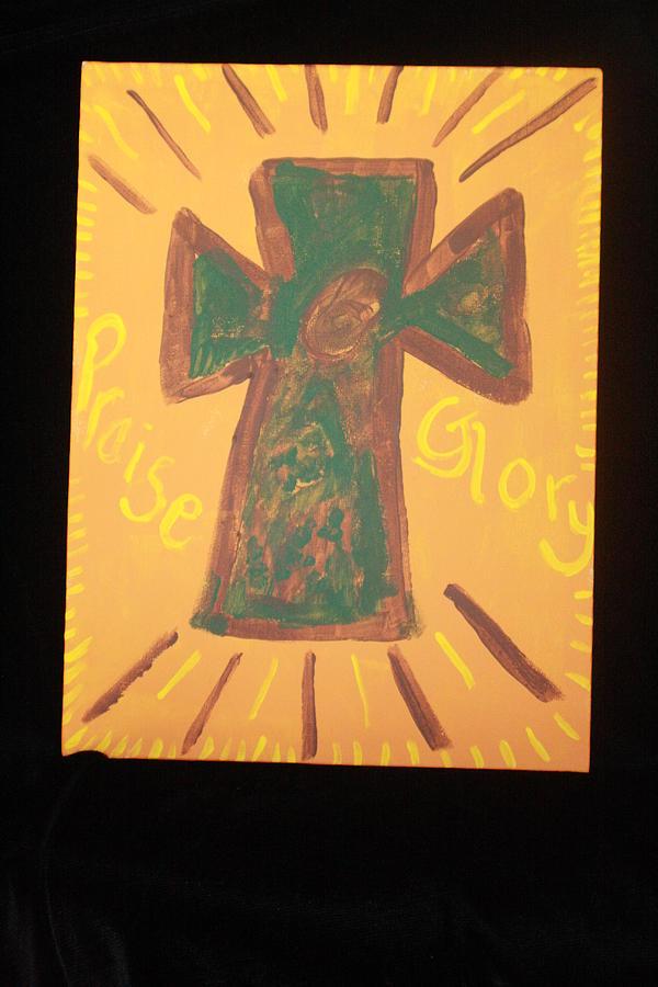 Painting Painting - Glory by Deborah Minch