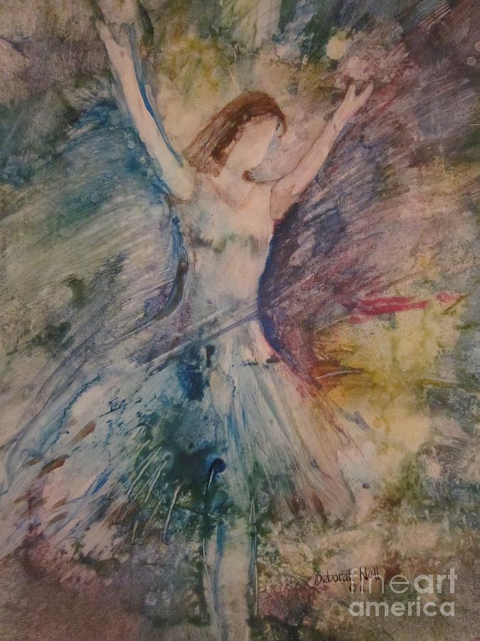 Glory Painting - Glory by Deborah Nell