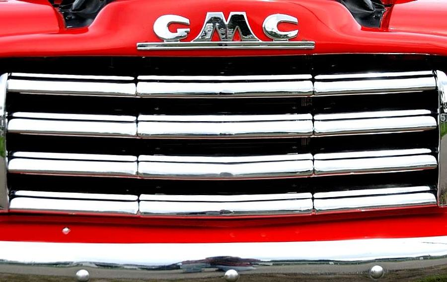 Gmc Hot Rod Front End by David Campione