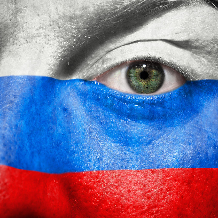 2012 Photograph - Go Russia by Semmick Photo