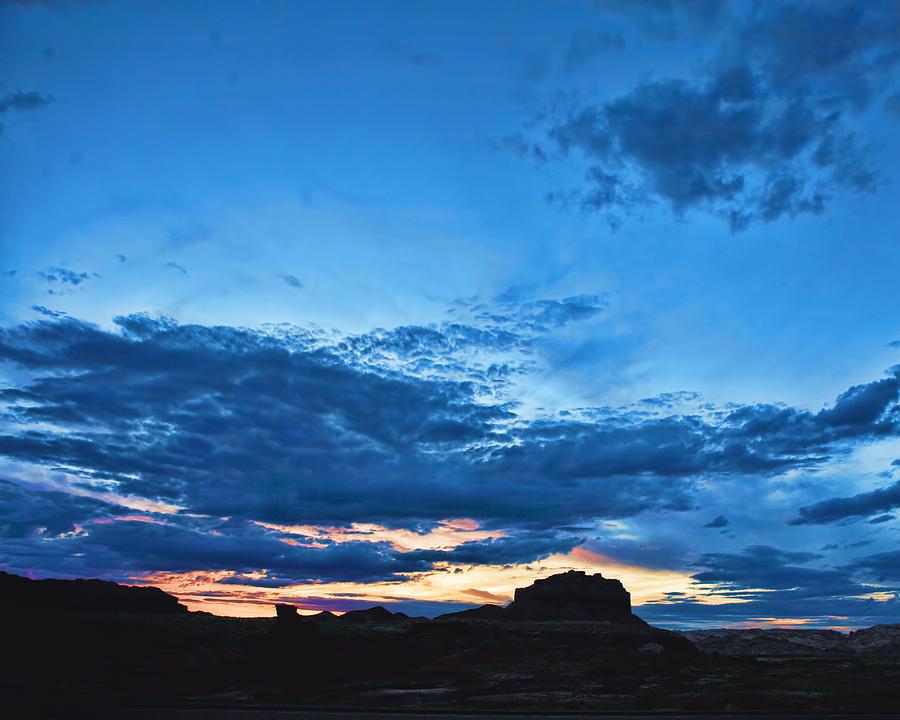 Goblin Photograph - Goblin Valley Sunset by Gregory Scott