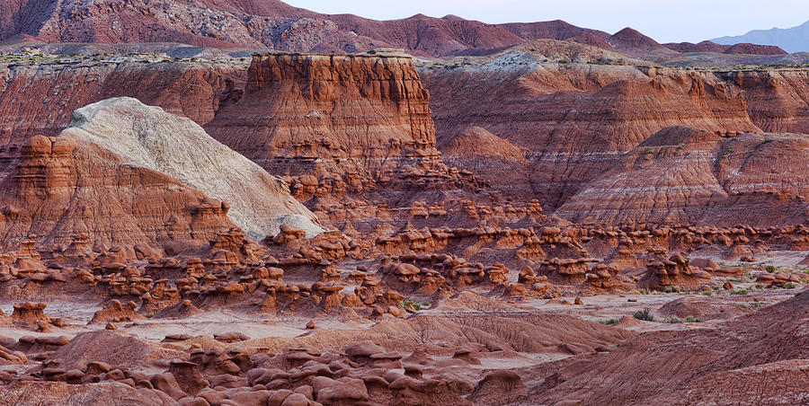 Goblin Photograph - Goblin Valley Triptych Right by Gregory Scott