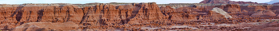 Goblin Photograph - Goblin Valley With Only Goblins In Sight by Gregory Scott