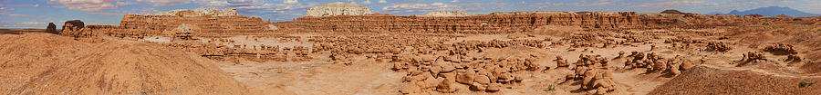 Goblin Photograph - Goblin Valley With Potential Victims by Gregory Scott