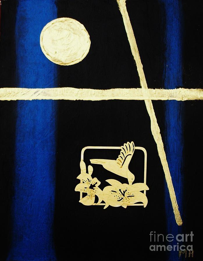 Moon Digital Art - God Is Love by Marsha Heiken
