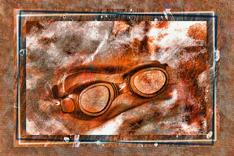 Goggles Pyrography - Goggles by Mauro Celotti