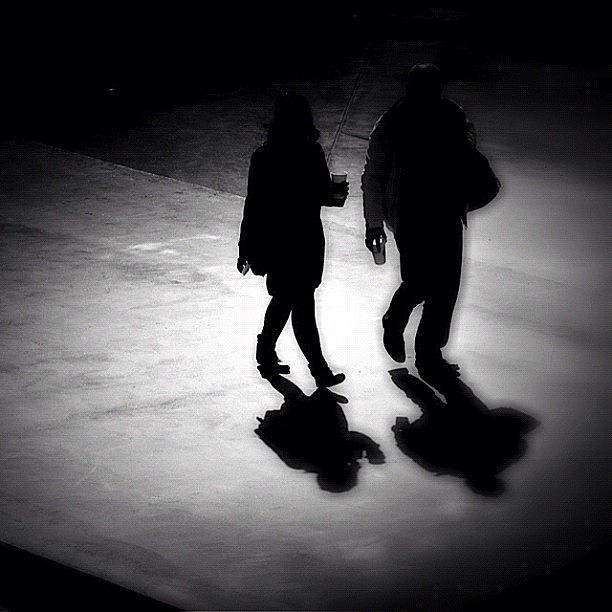 Noir Photograph - Going 2gether by Robbert Ter Weijden