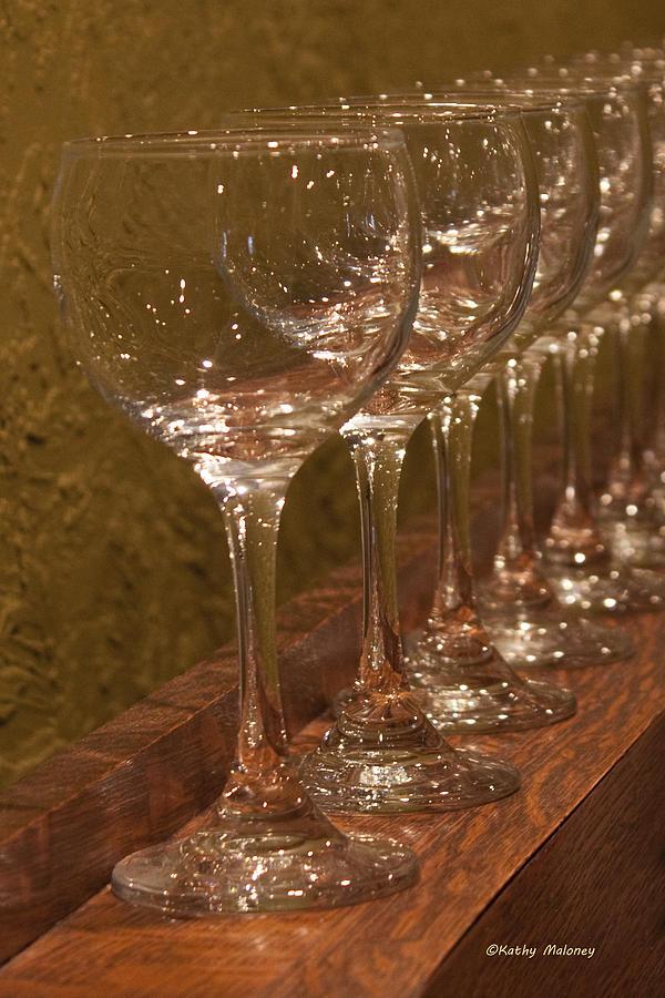 Golden Glasses by Kathy Maloney