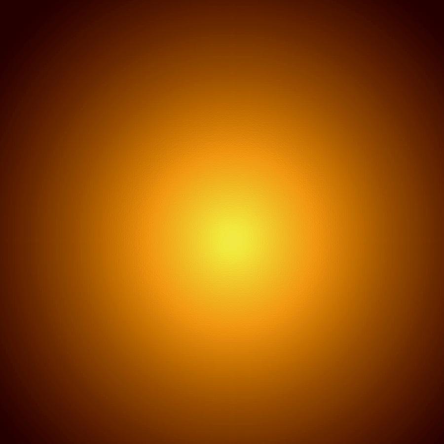 Golden Glow Digital Art by Larry A White