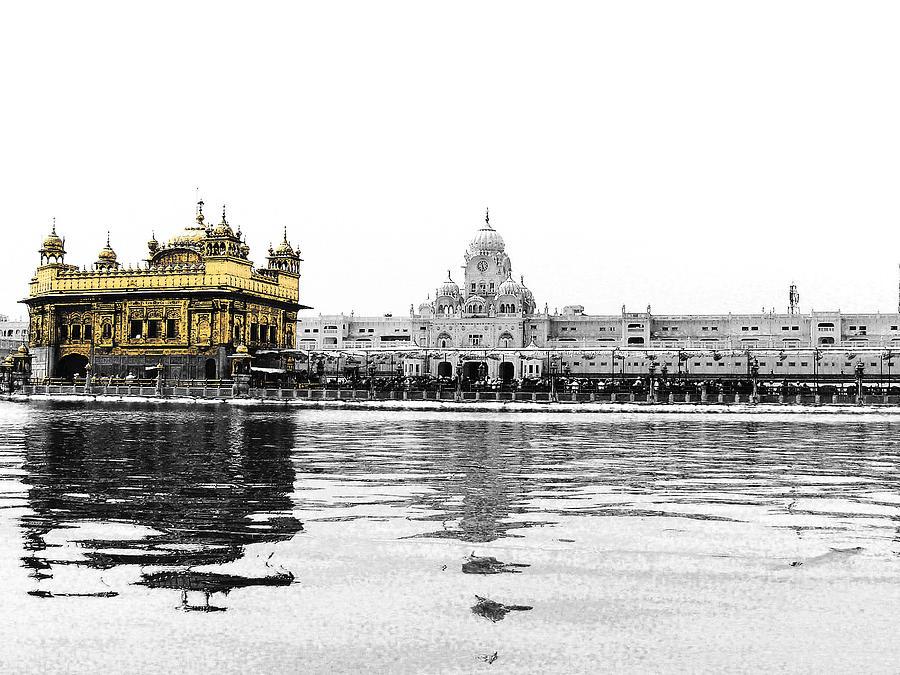 Golden Temple India Photograph