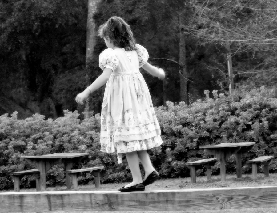 Children Photograph - Goldilocks by Karen Wiles