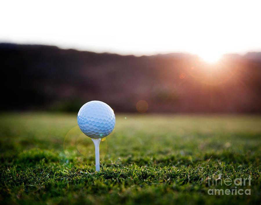 Golf Ball Photograph