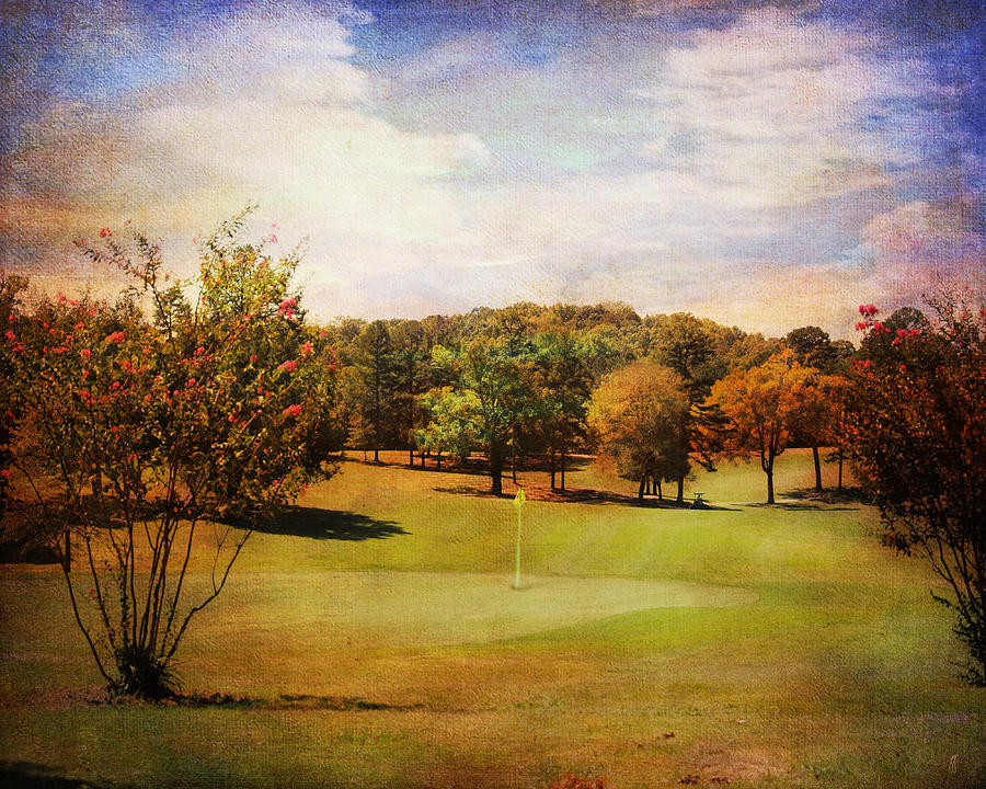 Golf Photograph - Golf Course IIi by Jai Johnson
